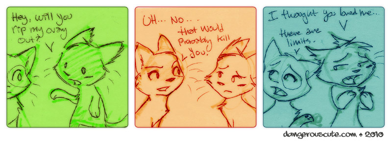 ohhh, so this is a TMI comic...